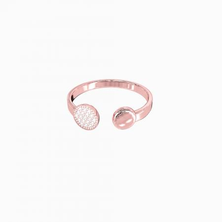 05a - Circle CZ ring