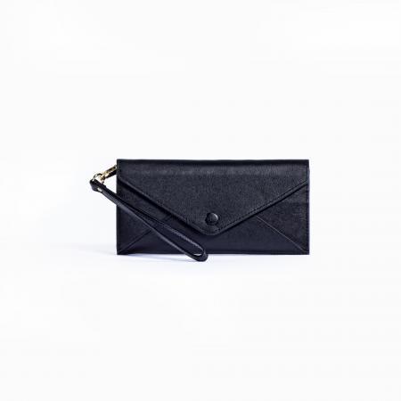 Soft Napa Envelope Purse_Wristlet-Black_K3-0274_3000px