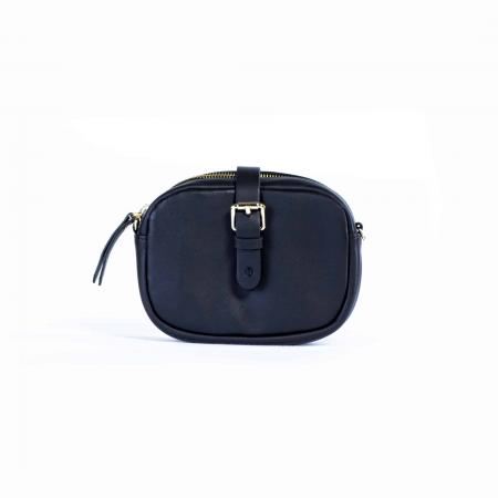Oval Leather Crossbody-Round-Black_K3-0198_3000px