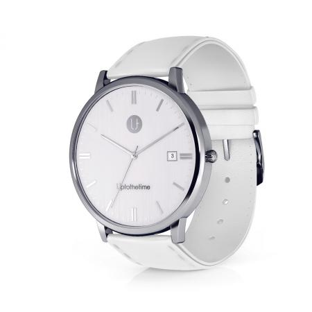 06a - myDream 3 Silver with White Strap_resize