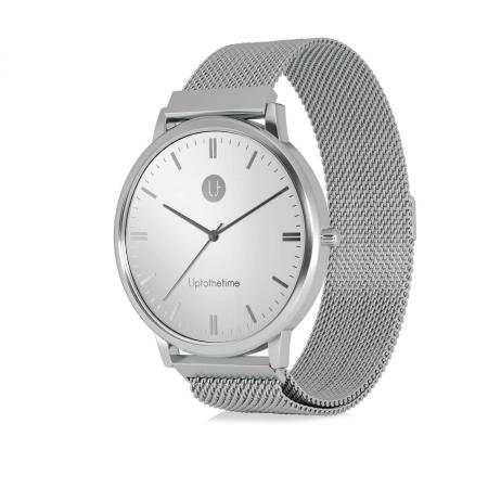 myDream with Mesh Band - Silver