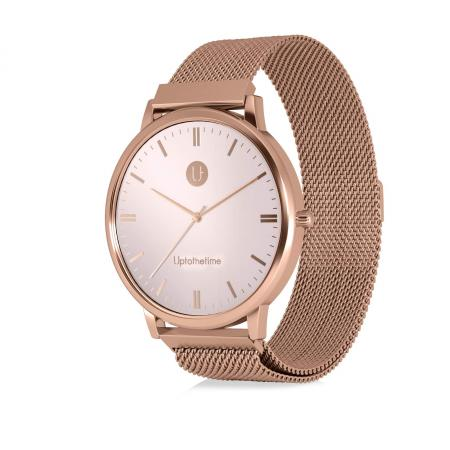 myDream with Mesh Band - Rose Gold